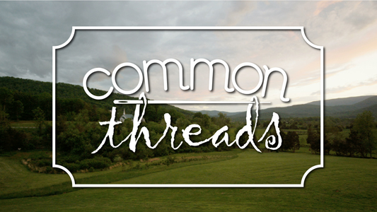Common Threads Title Card